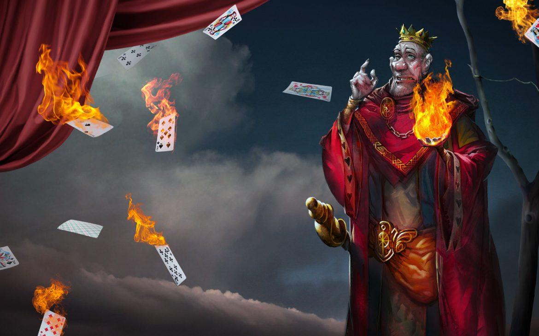 König Roonar und die schwarze Krone